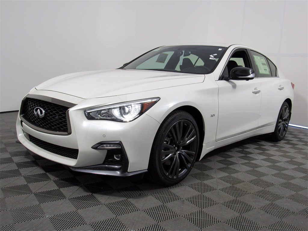 New 2020 INFINITI Q50 EDITION 30 AWD