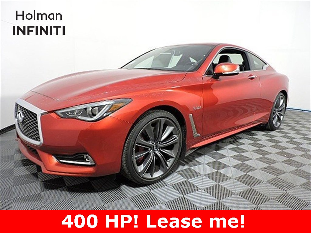 New 2018 INFINITI Q60 RED SPORT 400 AWD