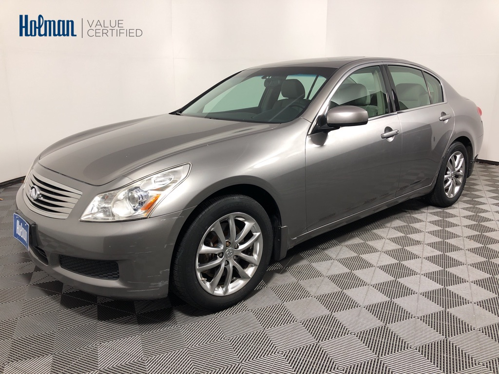 Pre-Owned 2008 INFINITI G35 X