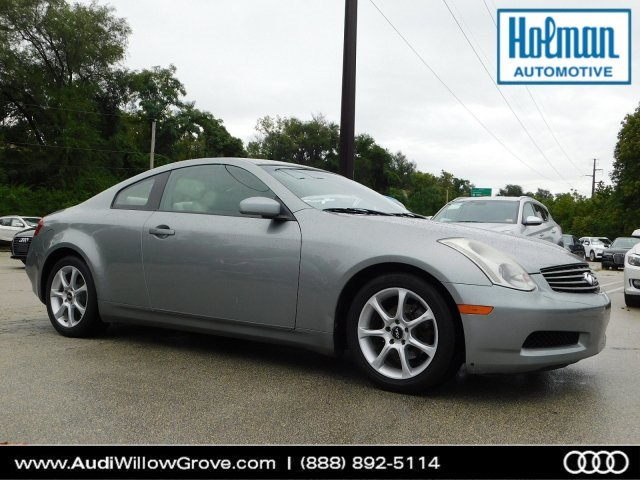 Pre Owned 2003 Infiniti G35 Base 2d Coupe In Maple Shade 3m208707