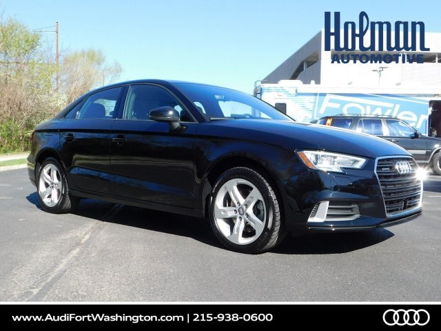 Pre Owned 2018 Audi A3 20t Premium 4d Sedan In Maple Shade