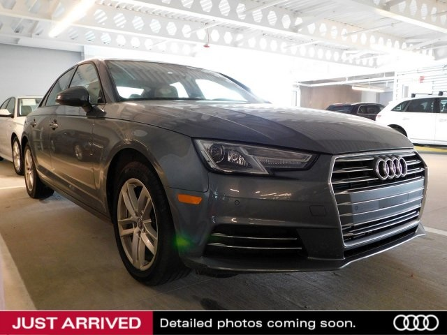 Maple Hill Audi >> Pre Owned 2017 Audi A4 2 0t Premium 4d Sedan In Maple Shade