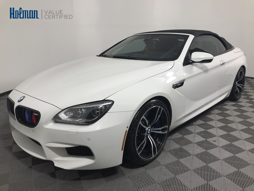 Pre-Owned 2013 BMW M6 Base