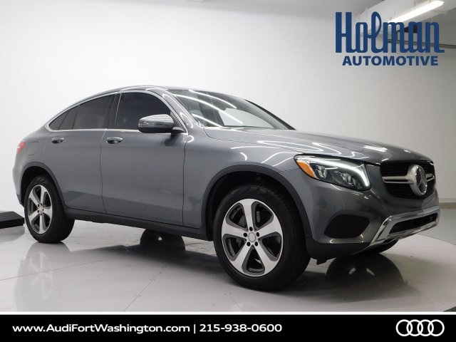 Pre-Owned 2017 Mercedes-Benz GLC GLC 300 Coupe