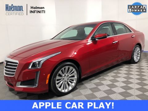 Pre-Owned 2018 Cadillac CTS 3.6L Premium