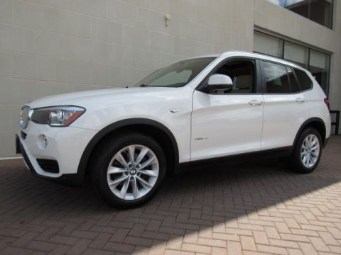 Pre-Owned 2017 BMW X3 xDrive28i