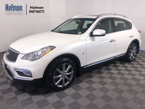 Pre-Owned 2016 INFINITI QX50 Base