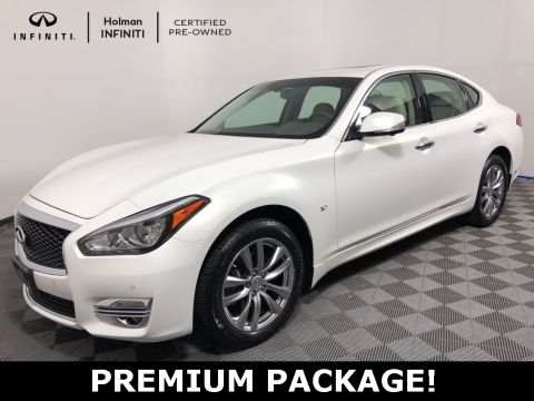 Certified Pre-Owned 2015 INFINITI Q70 3.7X