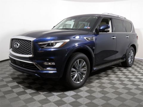New Infiniti Qx80 Suv For Sale In Maple Shade Holman Infiniti