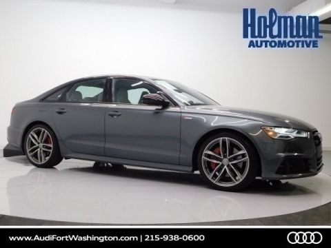 Pre-Owned 2017 Audi A6 3.0T Competition Prestige