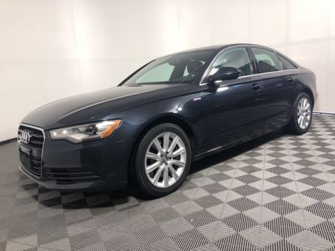 Pre-Owned 2013 Audi A6