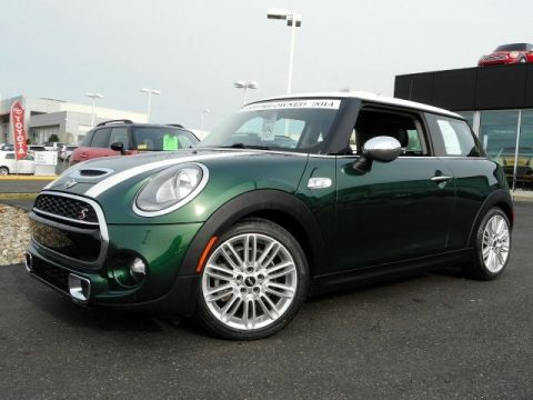 Pre-Owned 2014 MINI Cooper S Base